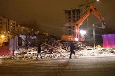 В Уфе за три месяца снесут шесть аварийных домов