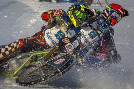 Ледовые мотогонщики СТК Нефтекамска сделали заявку на медали Высшей лиги
