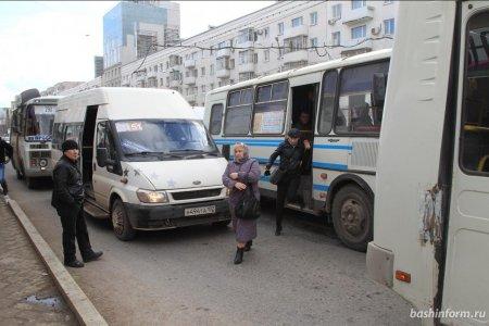 В 2019 году в Уфе появятся 9 новых автобусных маршрутов