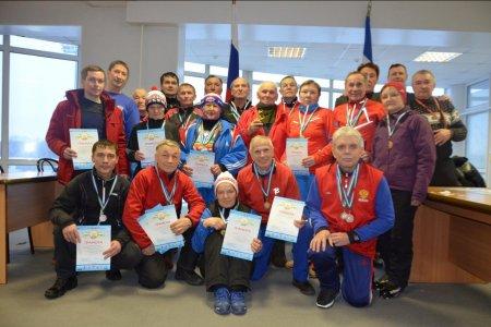 В Башкирии определили сильнейших среди мастеров по лыжным гонкам