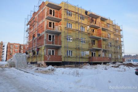 Три дома в «Миловском парке» будут сданы 1 июня