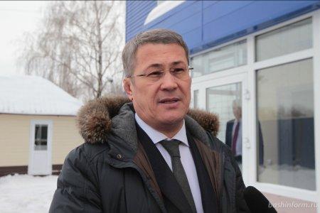 Радий Хабиров: УМПО - уникальное предприятие XXI века