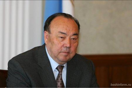 Муртаза Рахимов вошел в историю как первый Президент республики