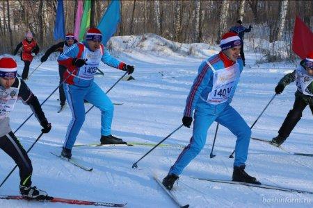 На «Лыжне России-2019» в Уфе будет организовано семь стартов
