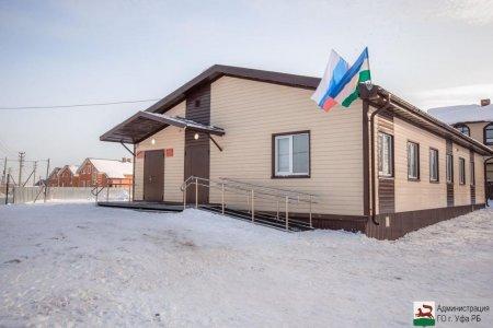 В селе Нагаево заработал новый модульный медицинский пункт