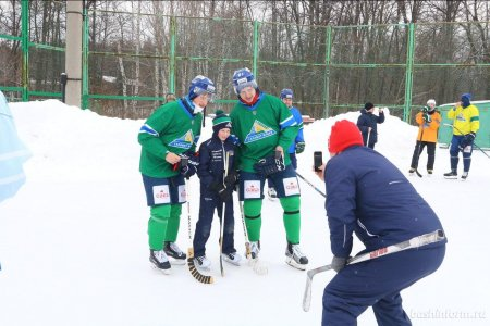 Беҙ бергә во дворе: хоккеисты «Салавата Юлаева» сыграют со школьниками