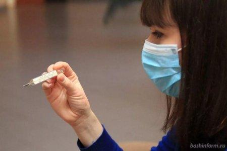 В Башкортостане зарегистрировано более 33 тысяч случаев заболеваний ОРВИ