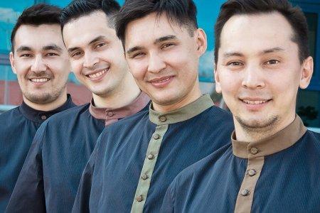 В Уфе этно-группа «Йатаган» начинает новый проект - Вечера этнической музыки