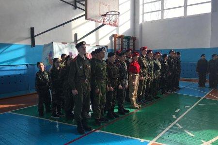 В Сибае в военно-патриотической игре «Зарница» приняли участие 140 школьников