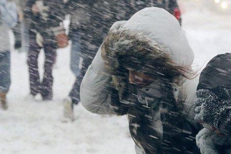 В Башкортостане ожидается снег и сильный ветер