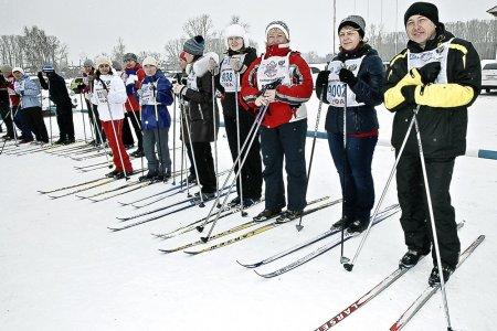 500 любителей примут участие в Уфимском лыжном марафоне