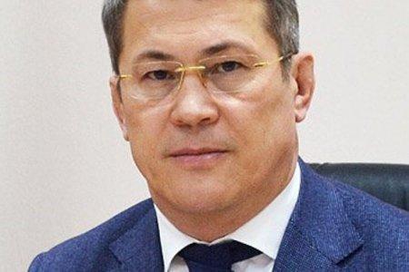 Страницы Радия Хабирова признаны лучшими среди аккаунтов глав регионов РФ