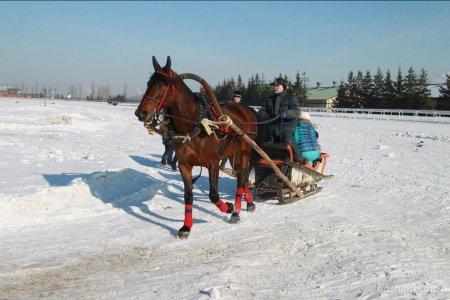 В Бурзянском районе пройдет традиционный Праздник зимы