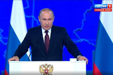 Владимир Путин предложил новые меры по поддержке семей с детьми