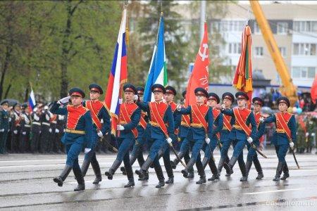 74-ю годовщину Победы в Великой Отечественной войне Уфа отметит парадом