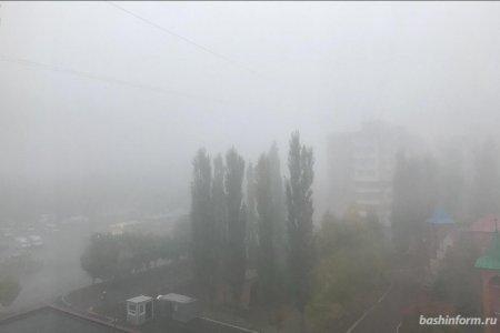 В Башкортостане прогнозируют туман с ухудшением видимости до 50 метров
