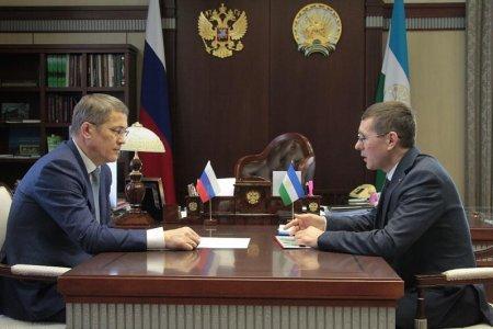 Главы южных районов Башкортостана рассказали Радию Хабирову об инвестпроектах территорий