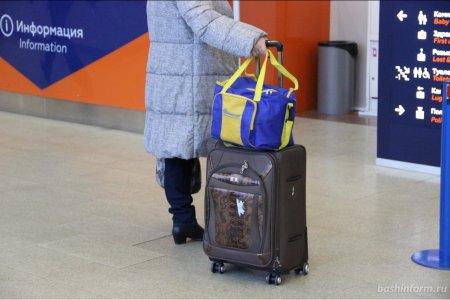 Из-за технической неисправности самолет экстренно вернулся в уфимский аэропорт