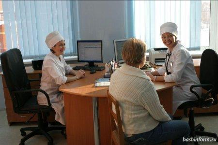 В Башкортостане дефицит врачей составляет 1150 человек