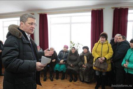 Радий Хабиров: На освещение улиц в городах и селах Башкирии мы выделяем 800 млн рублей