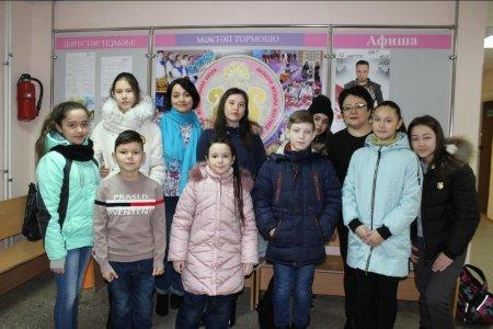 Юных сибайцев пригласили на экскурсию и концерт в Москву