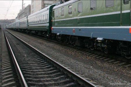 Уроженец Башкортостана попал под поезд в Екатеринбурге