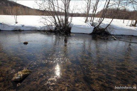 В Башкортостане гидрологи дали прогноз, когда сойдет снег и вскроются реки