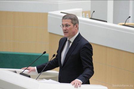 Объем инвестиций в Башкортостан должен быть удвоен – Радий Хабиров