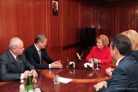 Вовремя сверили часы: Совфед поможет в социально-экономическом развитии Башкирии