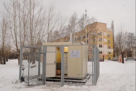 В Сибае и Салавате построят автоматические станции контроля загрязнения воздуха