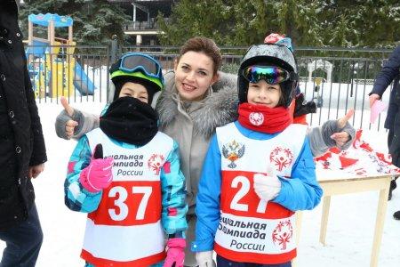 В Башкортостане родители детей-инвалидов просят открыть спортивную адаптивную школу