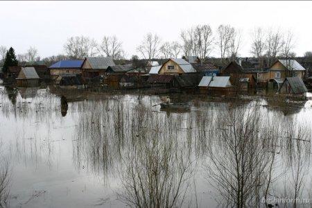 Ряд населенных пунктов Башкортостана могут быть подтоплены талыми водами – Минэкологии