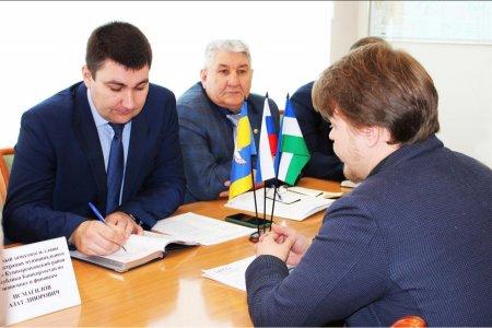 На «Инвестчасе» в Кушнаренково обсудили аграрные и экологические проекты