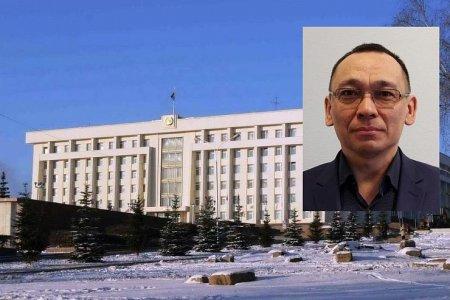 Государственно-правовое управление Главы Башкортостана возглавил Азат Галин
