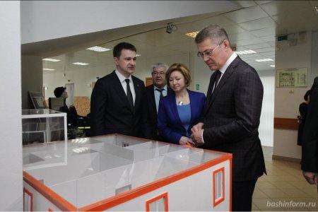 В Башкортостане в больницах появятся «умные» приемные отделения