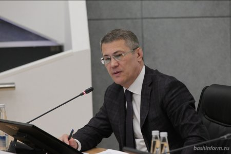 В Башкортостане для врачей будут созданы все условия для комфортной работы - Радий Хабиров