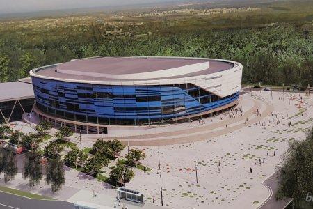 В Уфе планируют построить волейбольный центр за 2 млрд рублей
