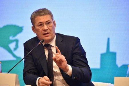 Радий Хабиров: Мы должны стремиться к раздельному сбору мусора