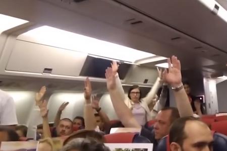 Туристы из Башкортостана вынужденно застряли в турецком аэропорту