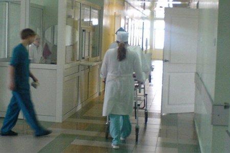В Башкортостане пациент больницы устроил дебош в палате