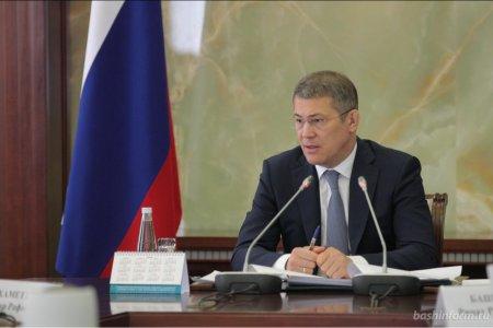Радий Хабиров поручил разобраться с ремонтом дороги Уфа – Аэропорт