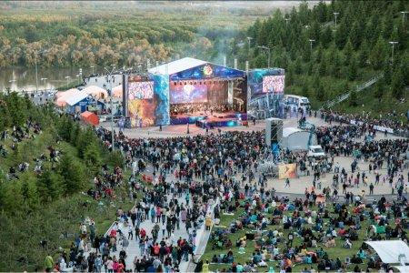 В Уфу на закрытии опен-эйр фестиваля «Сердце Евразии» выступят Алсу и Валерий Меладзе