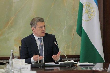 Радий Хабиров поставил дорожникам задачу расширить использование модифицированных битумов
