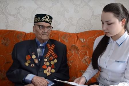 В Башкирии собран уникальный видеоархив воспоминаний ветеранов Великой Отечественной войны