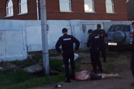 Вооруженный житель Башкортостана угрожал полицейским заряженным ружьем