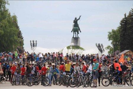 Открыта регистрация на городской фестиваль «День 1000 велосипедистов»