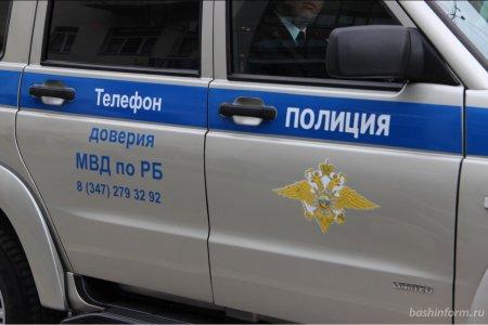 Жительница Башкортостана набросилась с кулаками на сотрудницу полиции