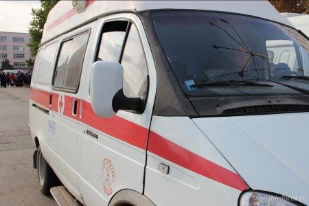 В Уфе из окна школы выпала 11-классница