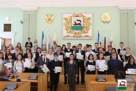 В Уфе на слете одаренных детей наградами отметили более 300 школьников
