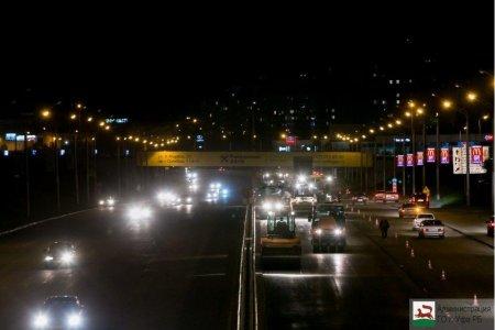 В Уфе на проспекте Салавата Юлаева ограничат движение на два дня